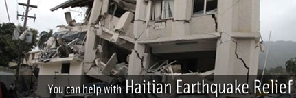 Haiti Needs Your Help!